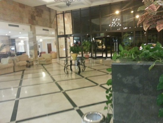 Hotel Diamante Suites: hall