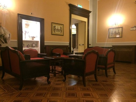 Sina Brufani : Hotel Brufani , lounge area