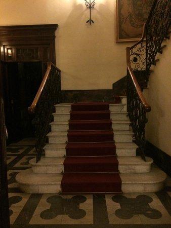 Sina Brufani : Stairs
