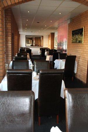 Seven Spice: inside the main restaurant