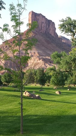 Gateway Canyons Resort, A Noble House Resort: Incredible mountain views everywhere