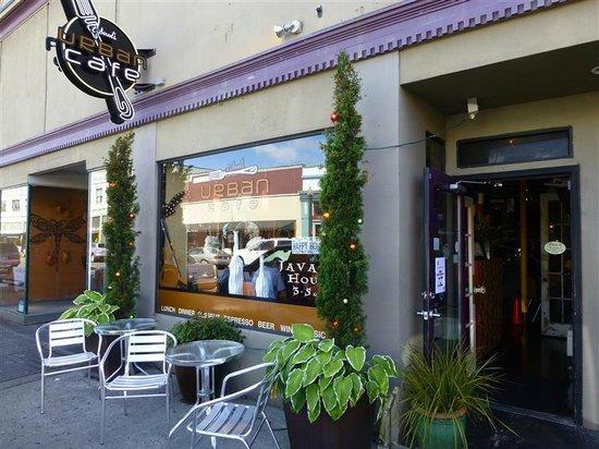 T Paul's Urban Cafe : Urban Cafe