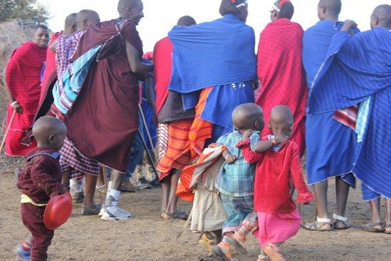 Ndarakwai Ranch Camp: Masaii Djoma