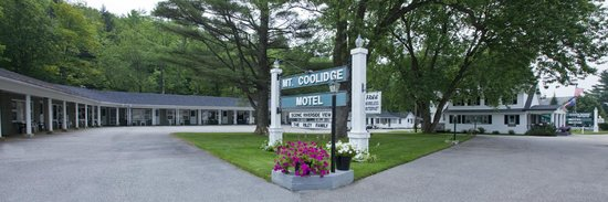 Mt. Coolidge Motel: would like this to replace listing photo- sign is updated