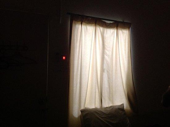 Red Inn Heritage : quasi window that looked common corridor