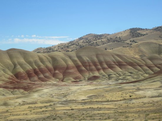 John Day Fossil Beds National Monument: My fave