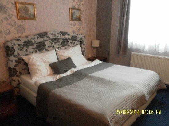 Horda Hotel: Double room