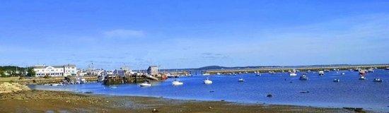 John Carver Inn & Spa: Plymouth Harbor & Pier