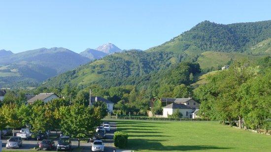 Carre Py' Hotel: Pic Du Midi vu de la chambre 222