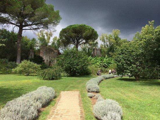 Giardino di ninfa 24 08 14 picture of giardino di ninfa for Doganella di ninfa