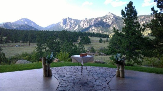 Black Canyon Inn : View from the Pavilion