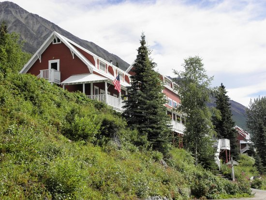 Kennicott Glacier Lodge: esterno