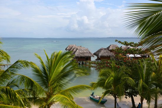 Azul Paradise: View from the Club House