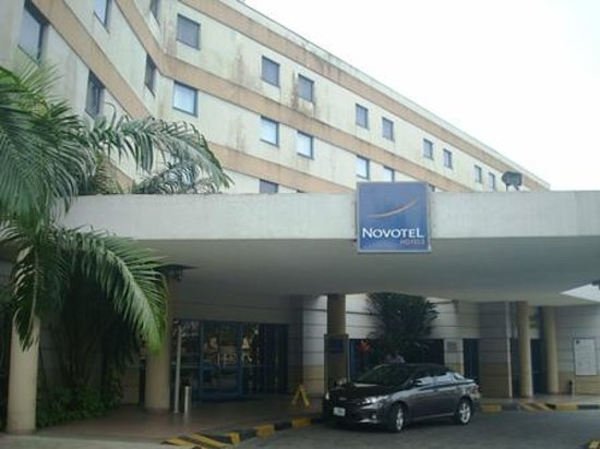 Novotel Port Harcourt : Approach