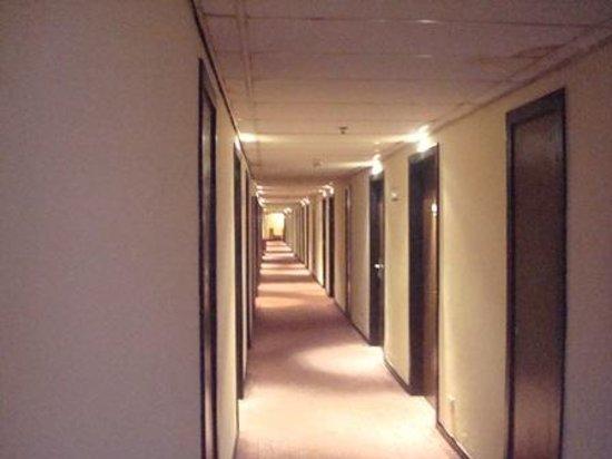 Novotel Port Harcourt : Lobby: 1st Floor