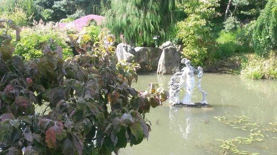 Mondo Verde: Een van de wereldtuinen (Japan)