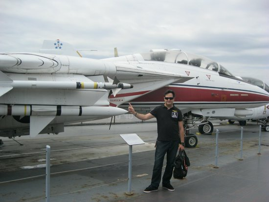 Intrepid Sea, Air & Space Museum: Mi sueño cumplido al lado del Tomcat