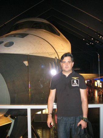 Intrepid Sea, Air & Space Museum: Con el Enterprise