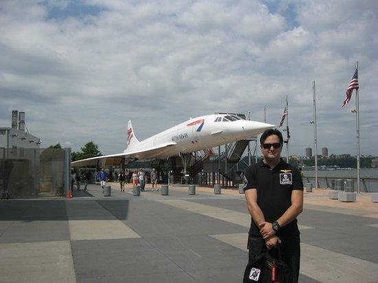 Intrepid Sea, Air & Space Museum : El eterno Concorde