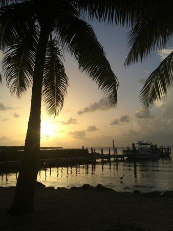 Atlantic Bay Resort: Gorgeous sunset on the last day of Summer