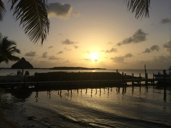 Atlantic Bay Resort: Labor Day Sunset