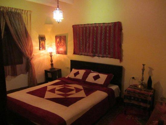 Tizi Maison d'hotes: chambre confort