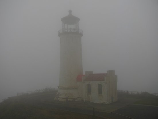 Cape Disappointment State Park: Waiting for the Headless Horseman to Show Himself