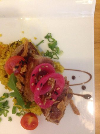 La Brunilda Tapas : Tuna with couscous was the best in Sevilla