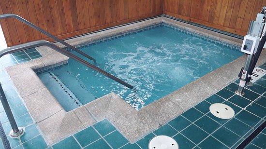 Comfort Inn & Suites : Spa