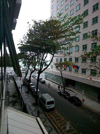Windsor Martinique Hotel: Vista do quarto 211