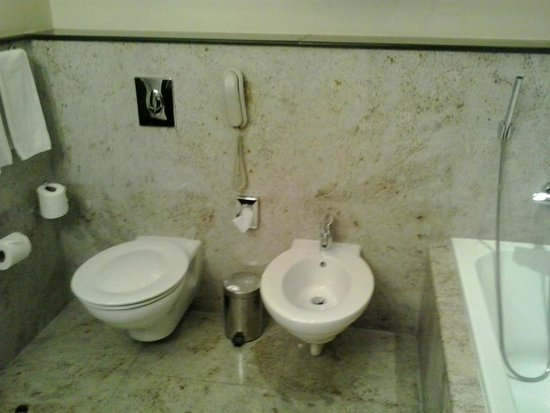 Radisson Blu Hotel, Doha: Villeroy U0026 Boch Bathroom Suite