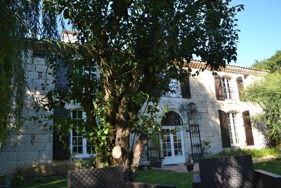 Lagrangette: maison
