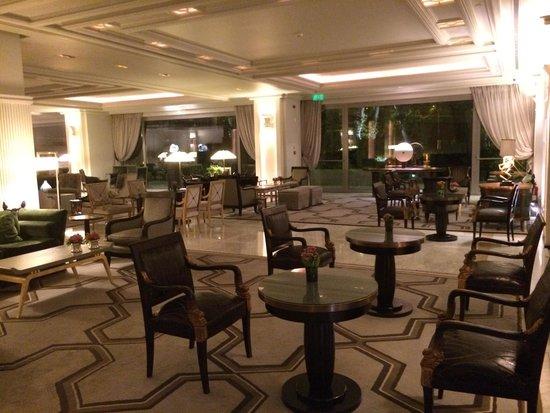 Villa Magna: Lounge
