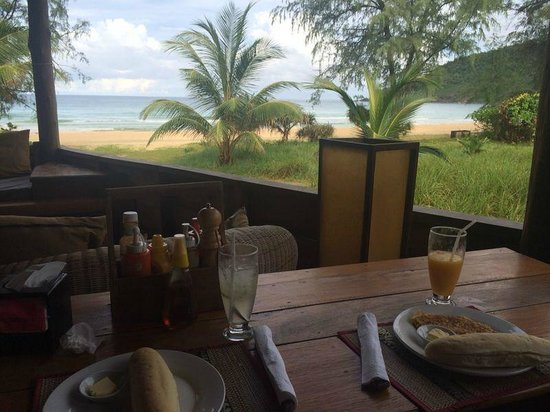 Lazy Beach : Lovely and yummy breakfast