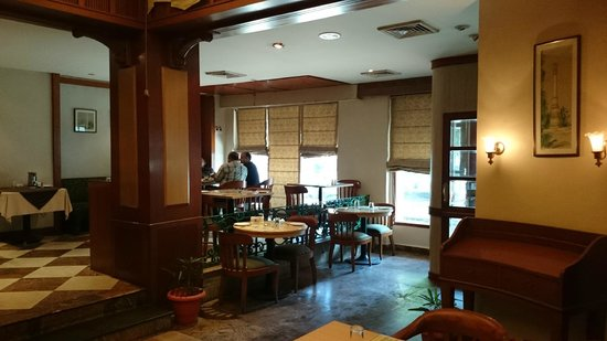 Cafe Elchico: Interior 1