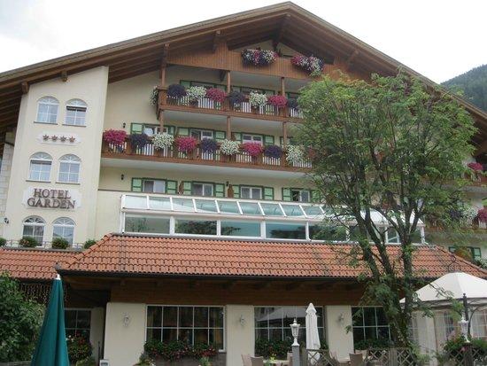 Hotel Garden Moena : Facciata hotel