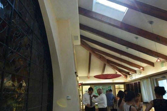 Peju Province Winery: Their downstairs wine bar