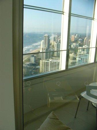 Q1 Resort and Spa: 2ベッドルームスパアパートメントのサンルーム