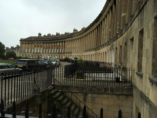 The Royal Crescent Hotel & Spa: The Royal Crescent
