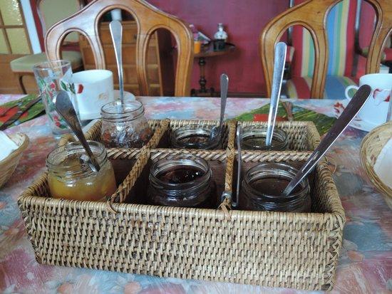 Les coquelicots : Le deliziose marmellate della colazione