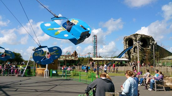 Oakwood Theme Park : Neverland section for the younger kids