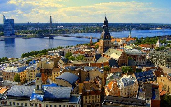 Old City Riga (Vecriga): Riga