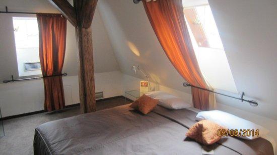 Hotel Leonardo Prague: photo de notre chambre