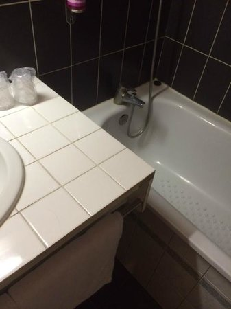 Hotel Residence du Golf : Bathroom