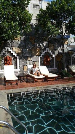 Lotus Hoi An Boutique Hotel & Spa : piscina