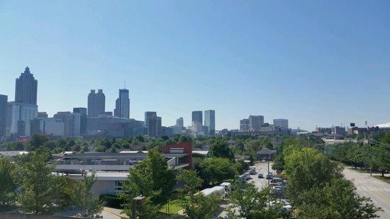Hampton Inn Atlanta-Georgia Tech-Downtown: Downtown Atlanta