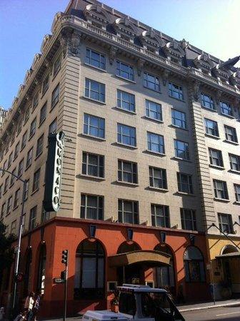 The Marker San Francisco: El exterior del hotel