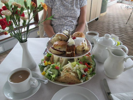 The Forest of Marston Vale - Forest Centre: Afternoon Tea for 2