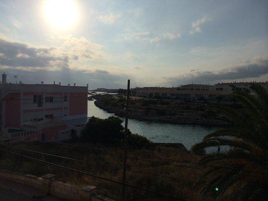 Cala Bona & Mar Blava Hotels: Vistas desde la habitación con Terraza