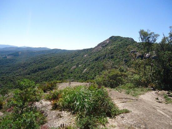 Pedra Redonda com vista para a Partida...1.990m alti